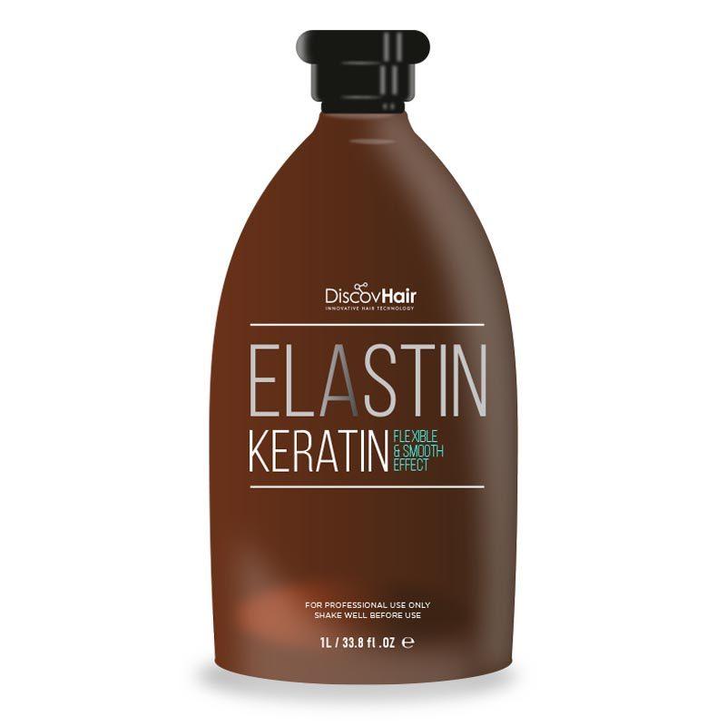 Elastin Keratin Flexible Smootheffect