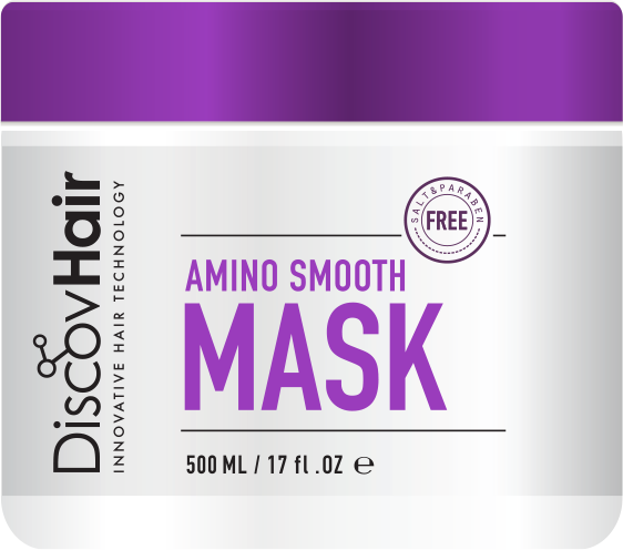 DiscovHair Amino Smooth Mask